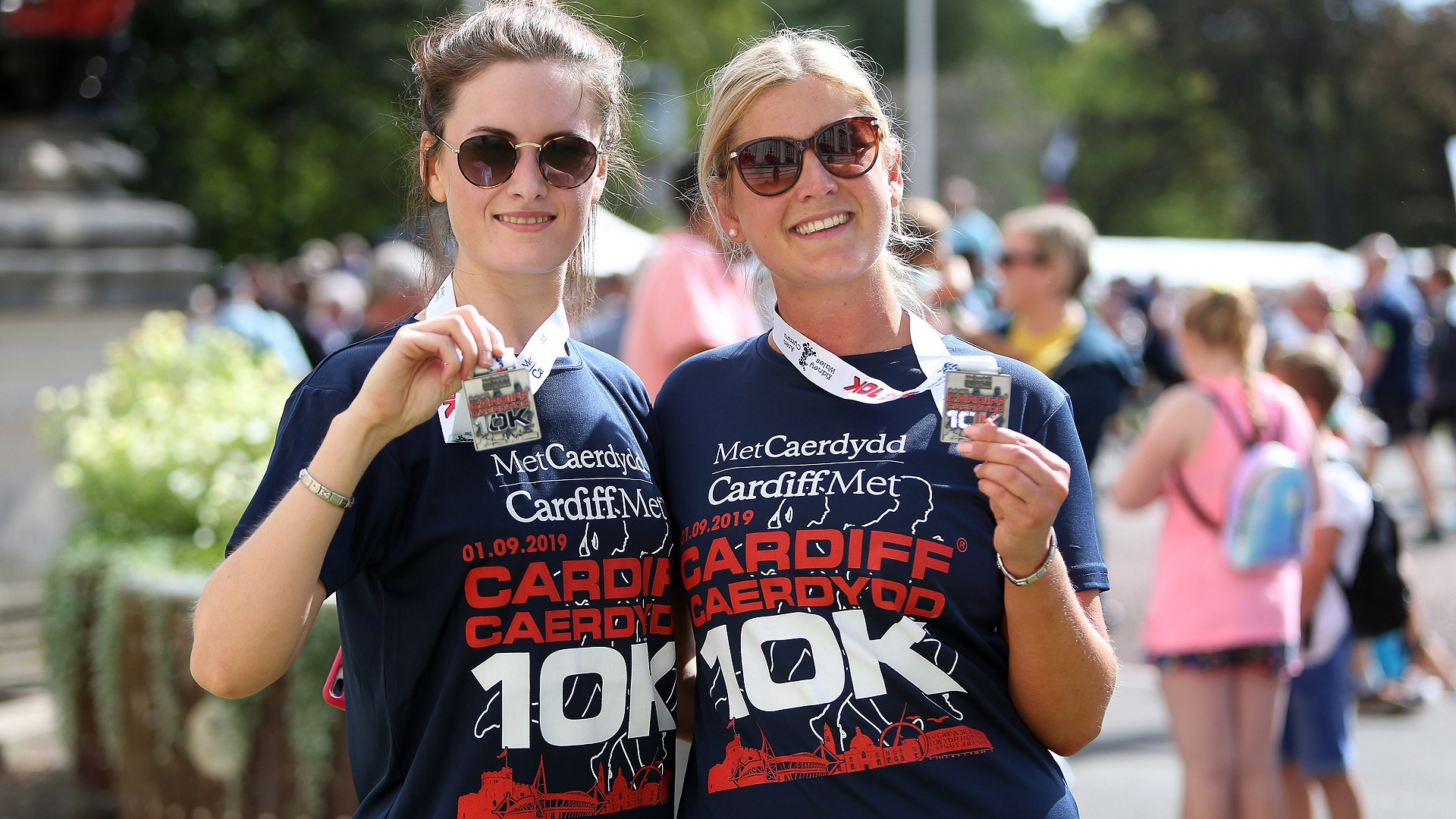 Record turnout for this year's Cardiff Metropolitan University 10K and 2K race